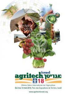 Agritech Israel 2018 catalogue (Française)