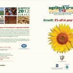 Agritech 2012 brochure
