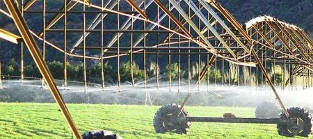 Irrigation tour
