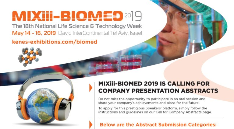 MIXiii-Biomed 2019 Abstract Submission