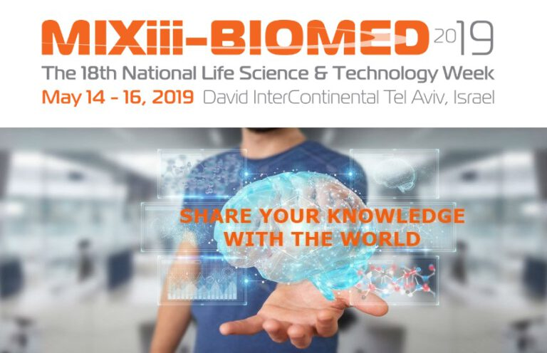 MIXiii-Biomed 2019: Daily Tracks