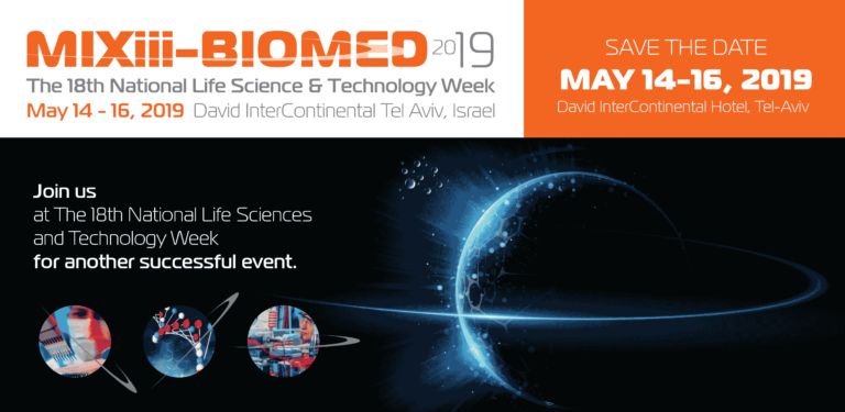 MIXiii-Biomed 2019: Save the date!