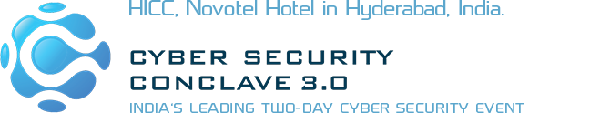 Cyber Security Conclave 3.0 Mobile Logo