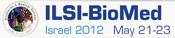 ILSI BioMed 2012 Logo