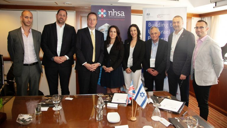 Northern Health Science Alliance signs memo of understanding with the UK Israel Tech Hub to bring innovations to North England patients.